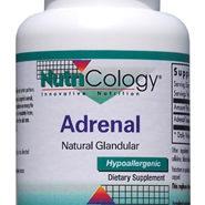 Adrenal Natural Glandular - 150 Capsules