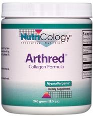 Arthred Collagen Formula - 240 grams Powder