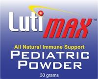 LutiMax Pediatric Powder - 30 grams