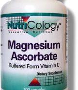 Magnesium Ascorbate - 100 Veggie Capsules
