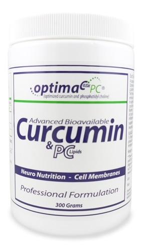 Optima Curcumin & PC - 300 grams