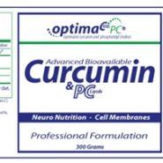 Optima Curcumin & PC - 300 grams - INGREDIENTS