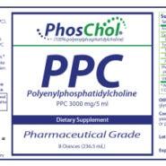 PhosChol Liquid Concentrate - 8oz Liquid - INGREDIENTS