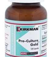 Pro-Culture™ - Hypoallergenic - 120 capsules