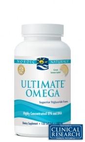 Ultimate Omega - Lemon Capsules - 120 capsules