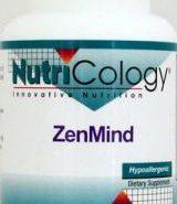 ZenMind 200mg - 60 veggie capsules