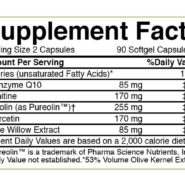 FibroProtek - 90 Softgels - INGREDIENTS