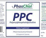 PhosChol (600mg Vegetable) - 120 capsules - INGREDIENTS