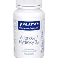 Adenosyl Hydroxy B12 - 90 capsules
