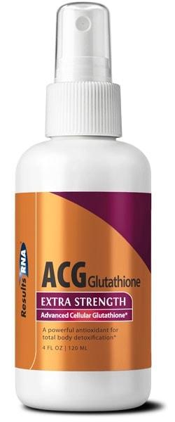 ACG Glutathione Extra Strength - 4oz spray