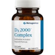 D3 2000™ COMPLEX 90 TABS