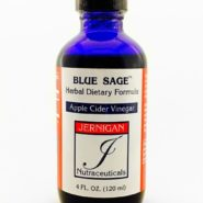 Blue Sage with Apple Cider Vinegar - (4 fl. oz. bottle)