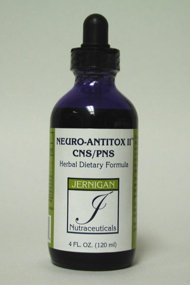 Neuro Antitox II CNS/PNS (Ethanol-Based) - 2oz
