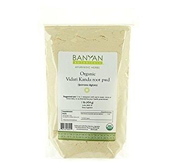 Shankhapushpi Powder - Certified Organic, 1 Pound