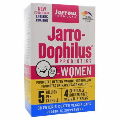 Jarro-Dophilus for Women, 5 billion - 30 capsules